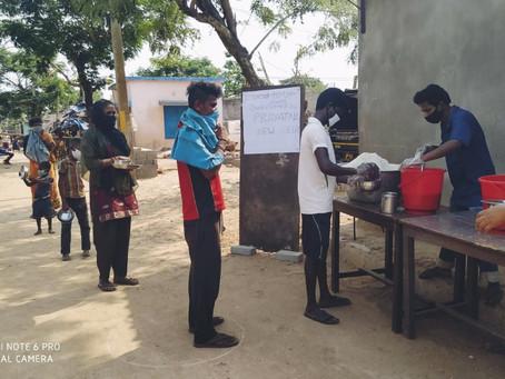 Grünes Licht für Nothilfeprojekt: NBV stellt Hilfspaket für Menschen in Indien bereit
