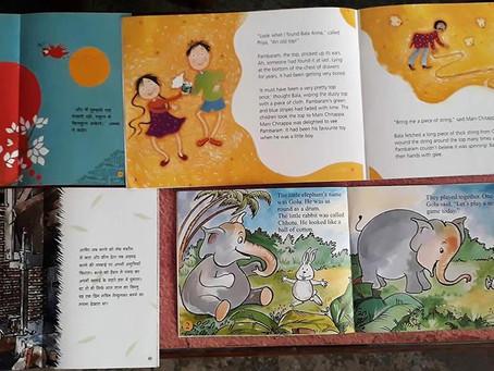 500 Kinderbücher für zwei Grundschulen