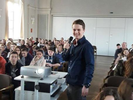 Kreativwettbewerb am Clemens-August- Gymnasium Cloppenburg