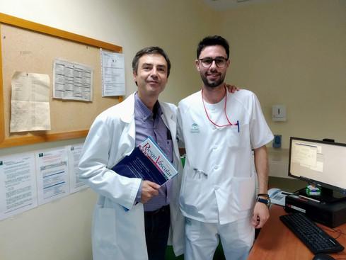 Dr. Francisco Villalba, mi tutor