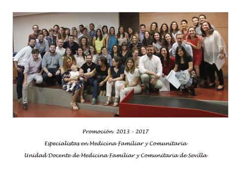 XXI Jornadas Unidad Docente Medicina Familiar y Comunitaria de Sevilla