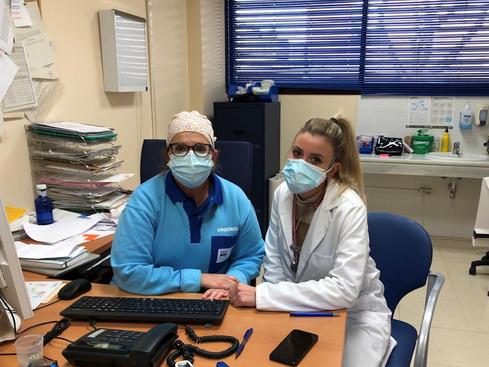 Entrevista a mi tutora, Dra Rocío del Pino