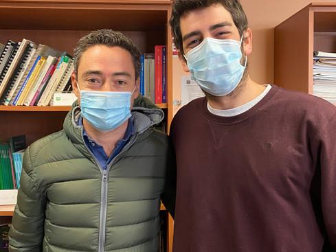 Hoy conoceremos un poco más de cerca al Dr Daniel Arteaga García