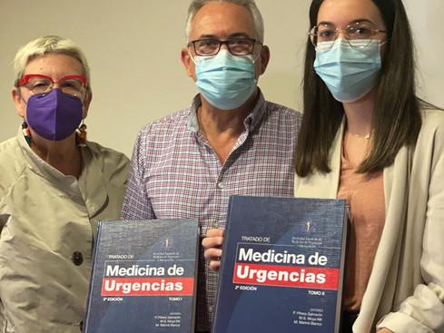 Premio a la mejor residente de Medicina Familiar y Comunitaria-AGS Sur Sevilla en Servicio Urgencias