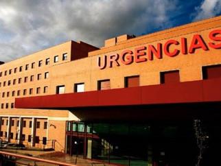Guardias de R1 en el Hospital San Juan de Dios del Aljarafe