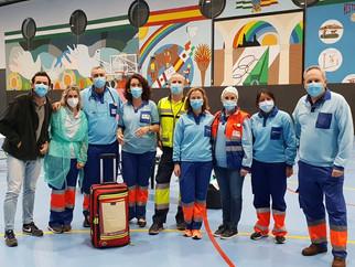 Primeros meses siendo residente en tiempos de pandemia