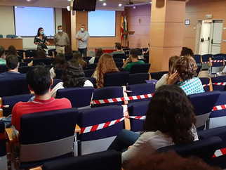 La Unidad Docente Multiprofesional Atención Familiar y Comunitaria de Sevilla da la bienvenida a 74