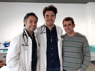 Centro de salud de Torreblanca, punto de cruce de sueños de una vida mejor