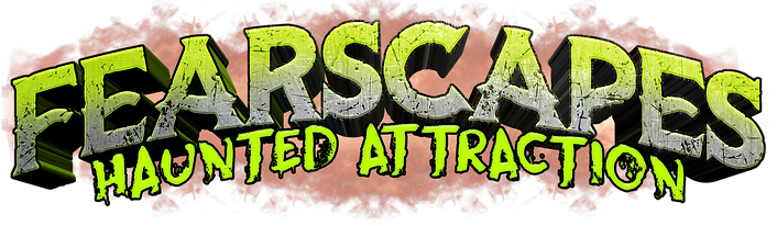 Fearscapes Haunted Attraction Logo FINAL