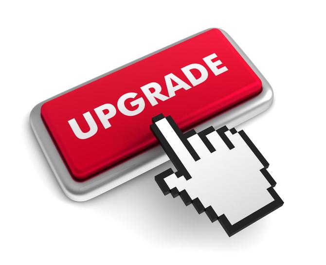 Upgrades!!
