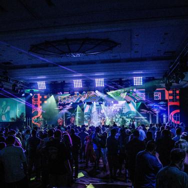 Club Night LED Walls
