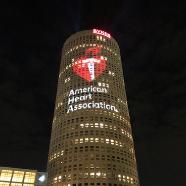 AHA Go Red Video Mapping