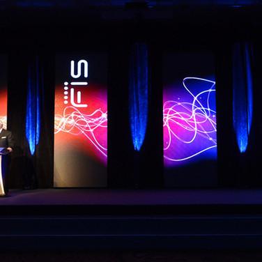 4 Branded LED Strips for Set Design