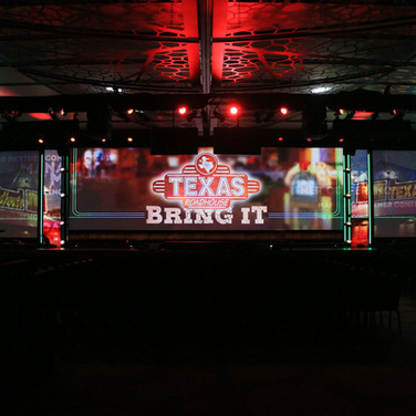 Bring It Conference LED Screens