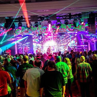 Club Night LED Wall Laser Lights