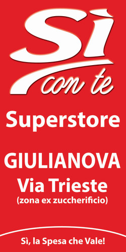 Giulianova Via Trieste logo vettoriale