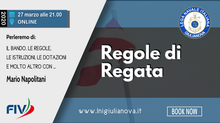 Regole di Regata: appuntamento on line
