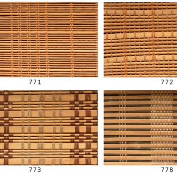 Bamboo Blind