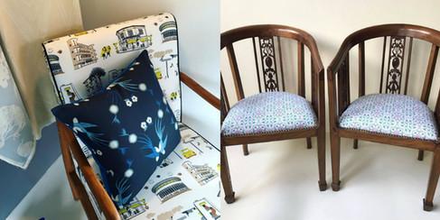 upholstery cushion