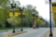 STR 0001-61  Beall Avenue Streetscape Wo