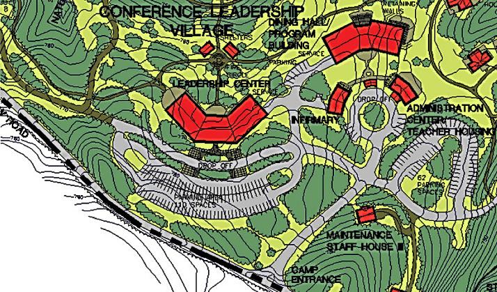 Cave Lake Master Plan