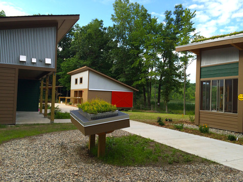 Tamarack Camps Nature Center