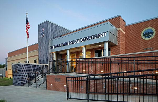 SAF 0042-09 Georgetown Police Department