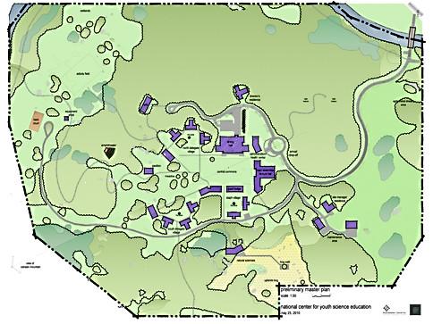 Science Camp Master Plan