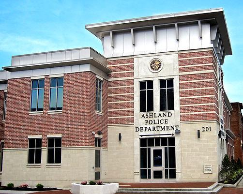 SAF 0037-11 Ashland Police Headquarters.
