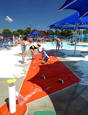 Blue Ash Wading Pool