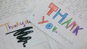 Gratitude Letters: A Meaningful SEL Activity