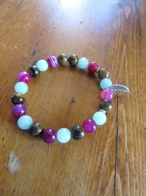 Bracelet paix-protection