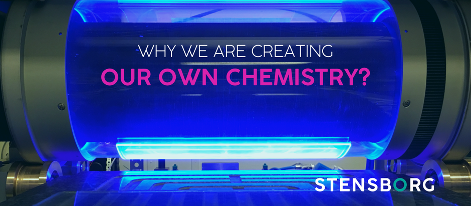 Creating Our Own Chemistry: How Stensborg Is Transforming the World of Imprinting