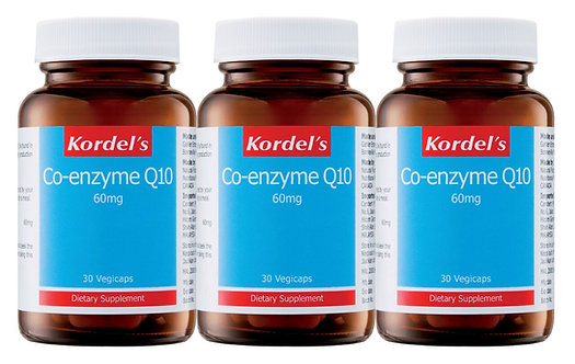 Kordel's Co-enzyme Q10 60mg