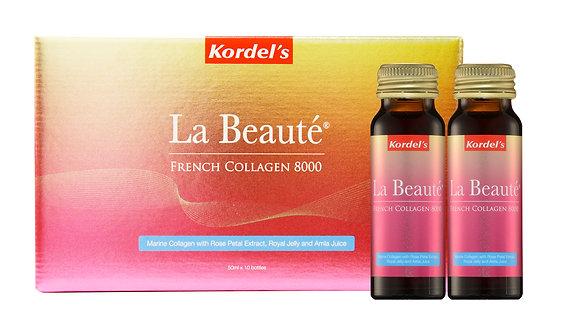 Kordel's La Beauté® French Collagen 8000