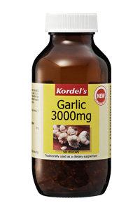 Kordel's Garlic 3000mg