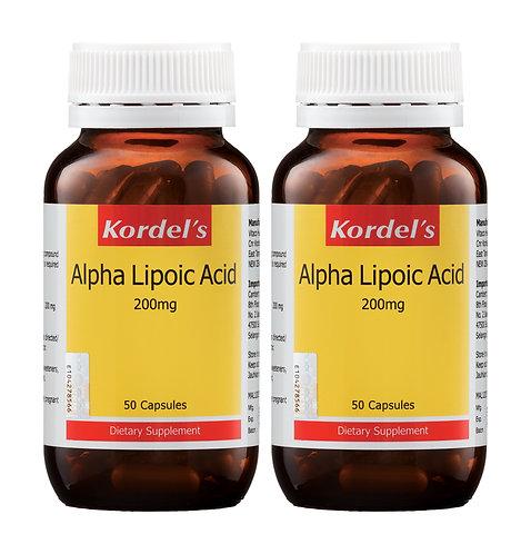 Kordel's Alpha Lipoic Acid 200mg