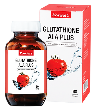Kordel's Glutathione ALA Plus 60's GROUP
