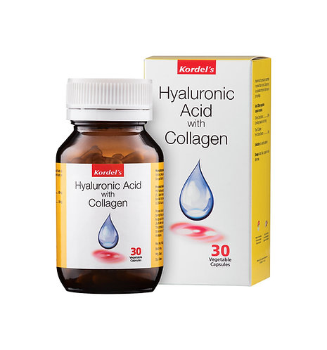 Kordel's Hyaluronic Acid with Collagen
