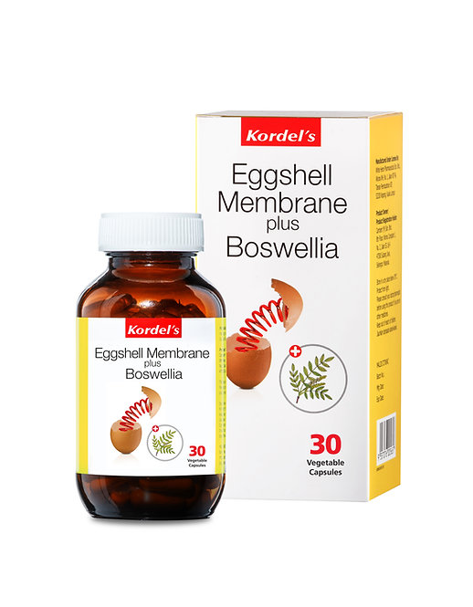 Kordel's Eggshell Membrane Plus Boswelia