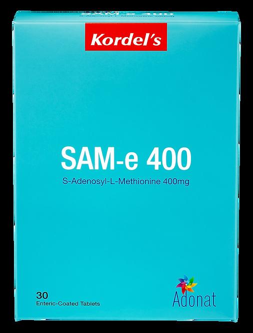 Kordel's SAM-e 400