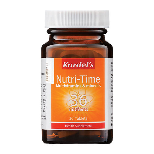 Kordel's Nutri-Time Multivitamins & Minerals