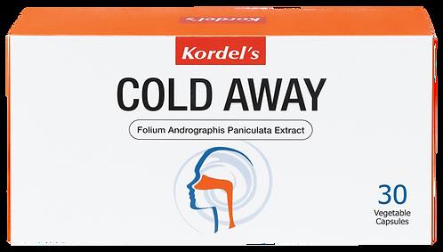 Kordel's Cold Away