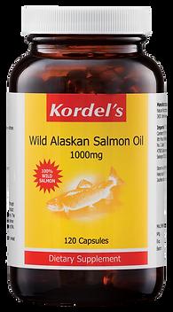 Kordel's Wild Alaskan Salmon Oil 1000mg
