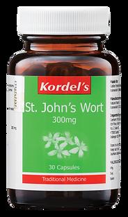 Kordel's St. John's Wort 300mg 30'S.png