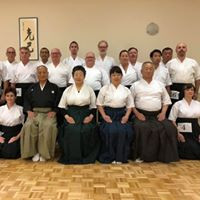 Some of the participants and observers with Matsubara Sensei