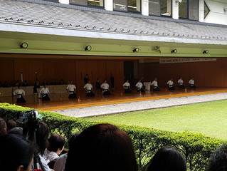 3rd World Kyudo Taikai/4th International Kyudo Seminar/Special Provisional Chuo Shinsa