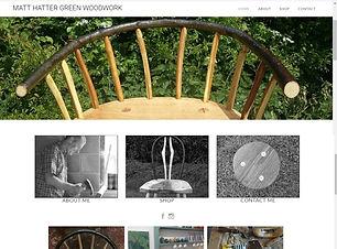 Matt Hatter New Website Home Page House