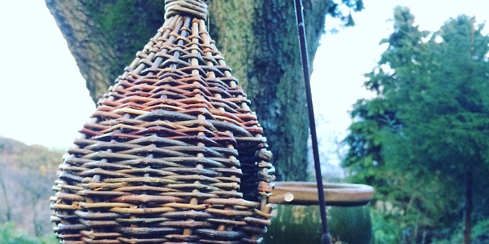 Bird Feeders and Christmas Trees Workshop