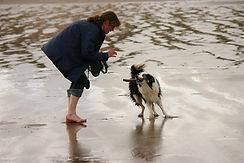 Dog walking Jenni Nellist Animal Behavio